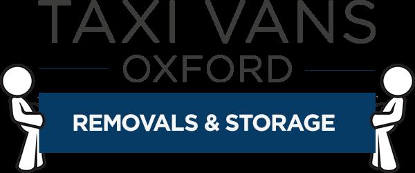 Taxi Vans Removals Oxford